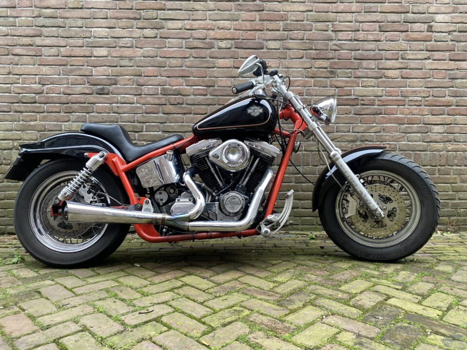 HD met 1600 cc S&S Blok